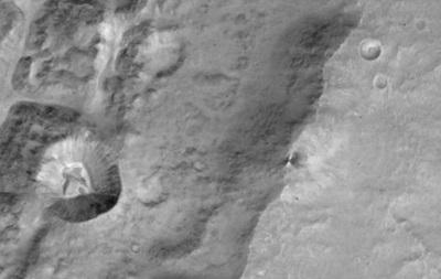Зонд TGO зробив свої перші фото з Марсу