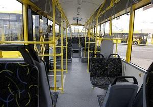 В Киеве из-за ремонта проспекта Победы временно закрывают троллейбусный маршрут