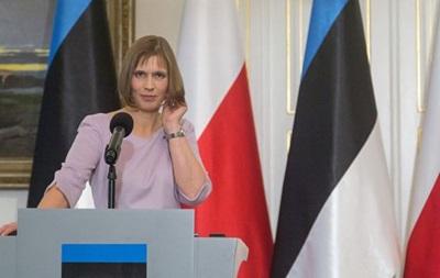 Естонія: Трампу треба визначитися з підтримкою країн Балтії
