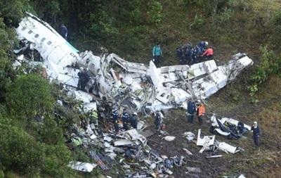 Авіакатастрофа з футболістами: у літака закінчилось пальне