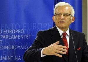Президент Европарламента считает, что сегодня нечего праздновать ни Тимошенко, ни Украине