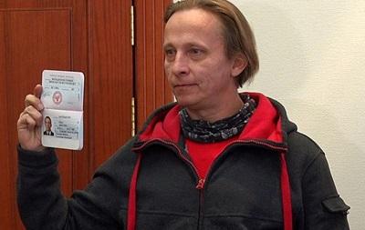 Охлобыстин получил паспорт ДНР