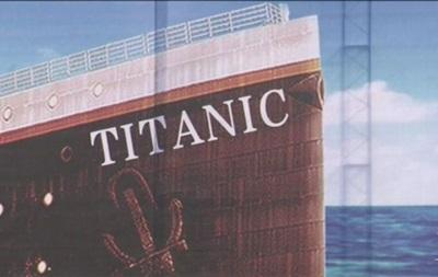 У Китаї будують повномасштабну репліку Титаніка