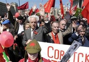 В авангарде первомайской демонстрации в Запорожье пойдет епископ