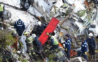 """Пілота літака з """"Шапекоенсе"""" попереджали про нестачу пального - ЗМІ"""