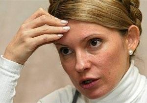 Тимошенко - Щербань - убийство Щербаня - Генпрокуратура - Генпрокуратура обвинила Тимошенко в затягивании следствия по делу Щербаня