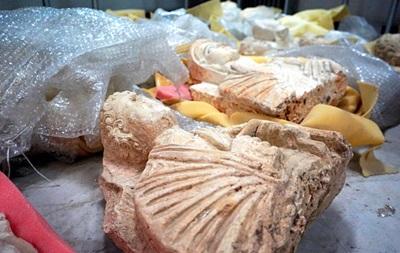 У Женеві конфіскували артефакти з Пальміри