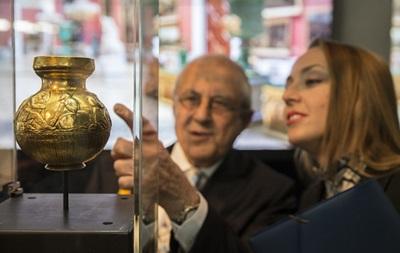Україна звернулася до Інтерполу щодо скіфського золота