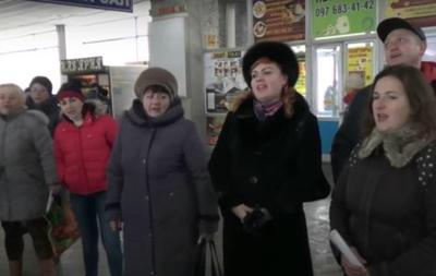Флешмоб в Николаеве