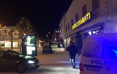 Стрілянина у фінському ресторані: три жертви