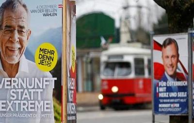 В Австрії вибирають президента