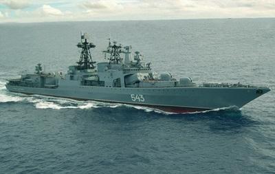 ВМС Британії скерували фрегат стежити за військовим кораблем РФ
