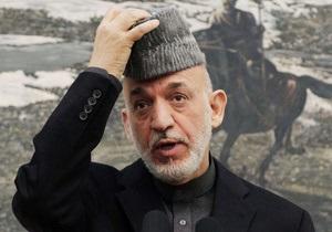 Кабул отказался от переговоров с талибами