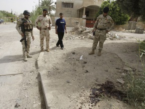 В Багдаде убили главу суннитского блока парламента