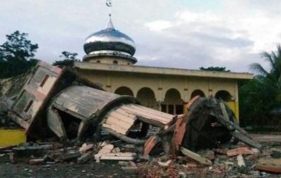 Землетрус в Індонезії: кількість жертв перевищила 20