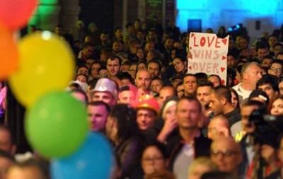 Влада Мальти заборонила  лікування від гомосексуалізму
