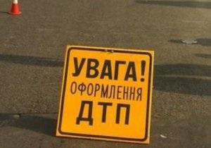 ДТП во Львовской области: пострадало семь человек