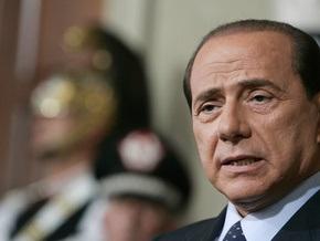 Левые радикалы пригрозили Берлускони расправой