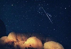 Новости науки - звездопад: В ночь на вторник августовский звездопад достигнет своего пика