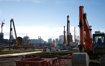 В Токио начали строить новый Олимпийский стадион