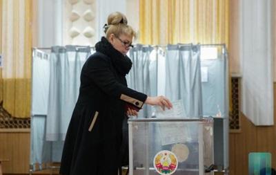 Оголошено переможця на виборах у Придністров ї