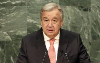 Новий генсек ООН склав присягу