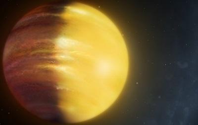 Знайдена планета з дощами з рубінів і сапфірів