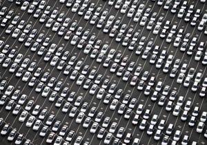 Экспорт автомобилей из Японии резко вырос