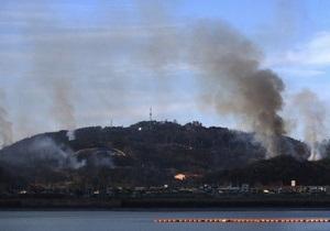 Южнокорейские пограничники задержали судно из КНДР