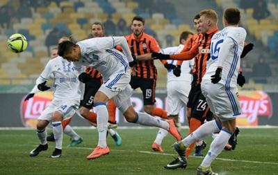 Білі зарплати Динамо виявилися у 20 разів нижчими, ніж у Шахтаря
