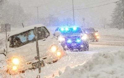 Масова ДТП у США, зіткнулися 60 авто