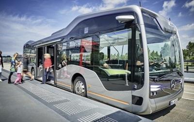 До 2021 года в Гамбурге появятся автобусы без водителей