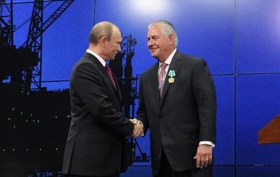 ExxonMobil заблокувала ключовий акт щодо антиросійських санкцій - ЗМІ