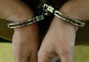 В Полтавской области бывший замначальник налоговой милиции был приговорен к пяти годам тюрьмы за взятку