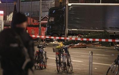 Поліція: Трагедія у Берліні була навмисним нападом