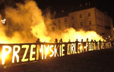 Поляка судят за лозунг  Смерть украинцам