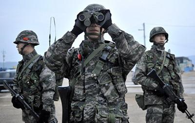 Південна Корея провела навчання щодо захисту острова, який оскаржує Японія