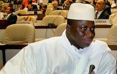 Президент Гамбії відмовився піти у відставку