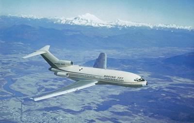 В Колумбии разбился грузовой Boeing-727