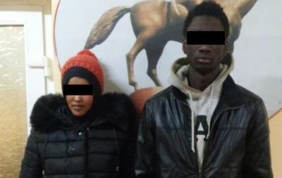 На Закарпатті зі стріляниною затримали нелегалів з Африки