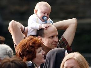 В эти выходные в Мариинском парке Киева пройдет День отца
