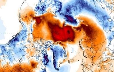 На Північному полюсі в грудні побитий температурний рекорд