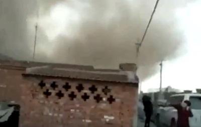 Взрыв на складе фейерверков в Китае: пять жертв