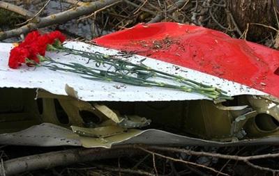 Польща вимагає від РФ текст переговорів щодо Смоленської авіакатастрофи