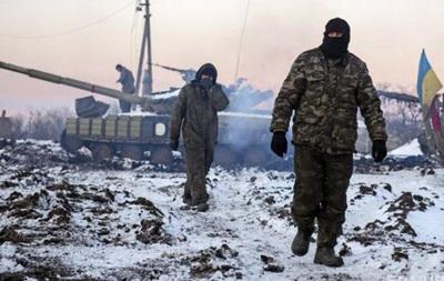 Перемир я на Донбасі. Поранення отримав один боєць