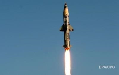 В Индии испытали ракету с ядерным боезарядом