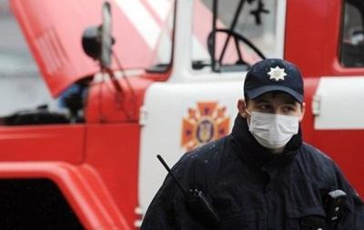 На Львівщині на дорозі загорівся сміттєвоз, водій згорів живцем