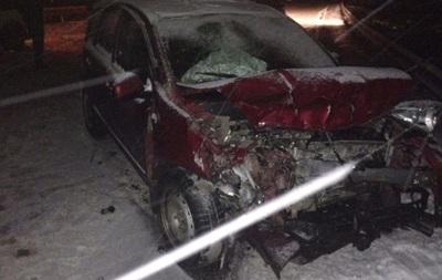 В ДТП на Закарпатье пострадали пять человек