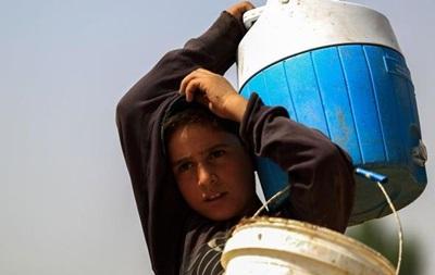Жителі Дамаска скаржаться на нестачу води