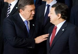Евросоюз поставил Януковичу ультиматум из-за дела Тимошенко - Ъ